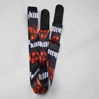 Guitar Strap for Guitar and Bass Parts Style Skull Pattern