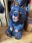 Chainsaw Carving Mini Bear - Hand Made