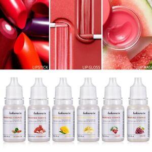 NATURALFruit Scent Flavoring Essence Oil for Lip DIY Handmade Lipstick Cosmetic