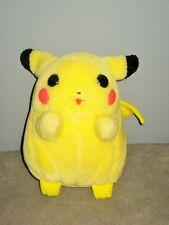 Peluche 1996  Nintendo Pokémon  PIKACHU   ( haut  :20 cm )