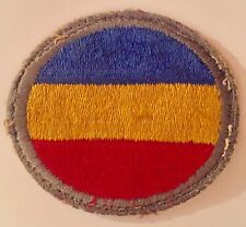 Original US Army IRTC Infantry Replacement Training Center WWII 2 Patch D