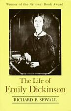 The Life of Emily Dickinson by Richard B. Sewall (1998, Paperback)