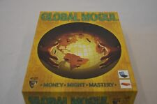 Global Mogul 2013 Board Game   Mayfair Games 4127 Money Might Mastery New