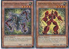 Chronomaly 50 Card Lot - Sol Monolith  - Gordian Knot + Bonus - Yugioh