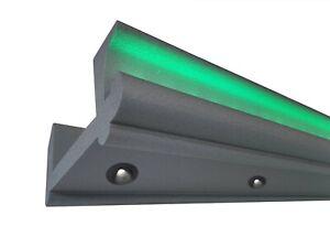 20 Meter+Ecke LED Spots Licht Stuckleiste für indirekte Beleuchtung OL-17 Decken