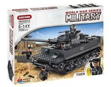 OXFORD BRICK BLOCK World War Series Military TIGER OM 33013