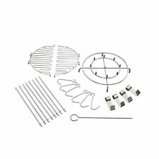 CHAR-BROIL SRG SMOKER ROASTER GRILL 22 pc accessory kit FREE SHIPPING