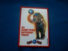 Ringling Brothers Circus Collectible Patch