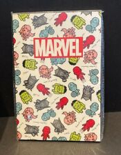 Marvel Avengers Memo (My Tasks Checklist) Notebook 5.5 X8.3� 80 Sheets New