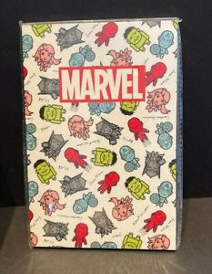 "Marvel Avengers Memo (My Tasks Checklist) Notebook 5.5 X8.3"" 80 Sheets NEW"