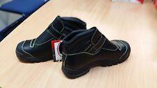 MACK WELDER Q - WORK BOOTS - BLACK - SIZE 8 - SAFETY SHOE - FOOTWEAR -STEEL TOE