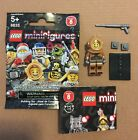 LEGO 8833 Minifigures Series 8 Deep Sea Diver w/ Wrapper Checklist 2012 New USA!