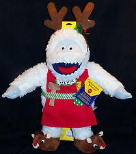 Build A Bear Santas Helper REFORMED Bumble Abominable Snowman Rudolph Plush