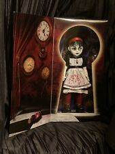 Living Dead Dolls Sadie as Alice Variant LDD In Wonderland Bloody sullenToys