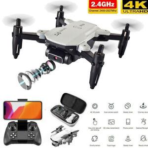 RC Drone Camera 4K HD Wide Angle Camera WIFI FPV Quadcopter NEW Style