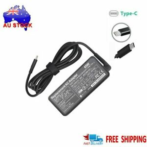 Laptop Charger AC Adapter Type C USB-C for HP Lenovo Dell Toshiba Acer Asus 65W