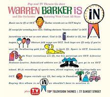 Warren Barker: Pop And Tv Themes Go Jazz (2 Lps On 1 Cd) + Bonus Track