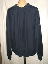 VW Volkswagen Windshirt Pullover Jacket by Cyrk Clothing - Lined - Navy - Medium