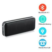 AEC BT202 Wireless USB Bluetooth 4.1 Speaker Portable Bass Stereo Loudspeaker