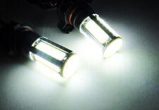 2x 6 COB Panel LED PW24W For 13-18 Golf Passat GTI Front Turn Signal Light 50W