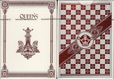 Queens Playing Cards Poker Size Deck EPCC Murphy's Magic Custom Limited Edition