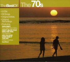 New: Best of the 70s 3-CDs Ft. Hall & Oates, Al Green, Dolly Parton & More