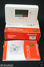 Honeywell ST9100C1006 7 Day Single Channel Programmer 3 On/Offs per Day