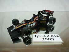MERIKITS - TYRRELL 012 1983 - VERY RARE -  KIT (built)  F1 1:43 - NICE CONDITION