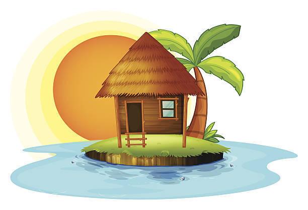 The Island Hut