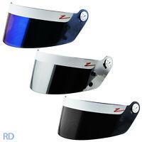 ZAMP Z15 FSA-3 Shield - Blue Chrome / Silver Mirror / Dark Smoke - Helmet Visor