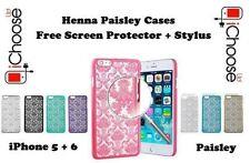 Étuis, housses et coques transparente en plastique rigide Apple pour téléphone mobile et assistant personnel (PDA)