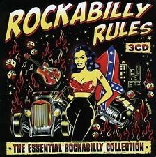 Rockabilly Rules (2012, CD NIEUW)3 DISC SET