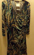 ROBE MULTIPLES Multi couleurs DRESS Femme T 42 2 / L  - new