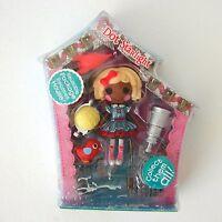 Dot Starlight Mini Lalaloopsy Doll New Series 1 Retired MGA Toy House Box