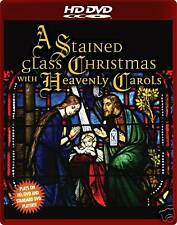 A Stained Glass Christmas With Heavenly Carols HD DVD & Standard DVD