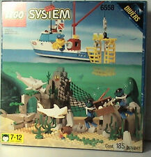 Lego Town Divers 6558 Shark Cage Cove  NEW SEALED