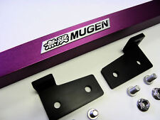88-95 Honda Civic 94-01 Acura Integra Rear Sub Frame Tie Bar Brace MU Jdm Purple