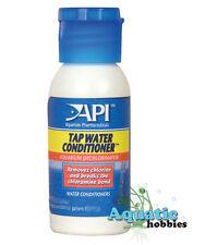 Api Tap Water Conditioner 1 oz 30 ml Dechlorinates Aquarium Water Treats 480 Gal