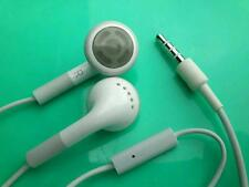 For iPod iPhone 3G 3GS 4S 5S 6 Mic Headset Headphone Earphone