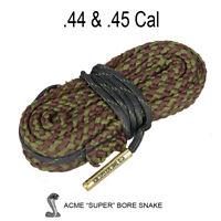 Bore Snake Cleaner Gun cleaning kit .17 .22 .223 5.56 .30. .270 9mm .45 calibers