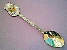 P970*) Vintage silver tone Pertisau Austria Alpine souvenir Collectors spoon