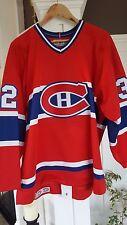 Montreal Canadiens Claude Lemieux 1OO% Authentic Pro CCM Jersey sz 52