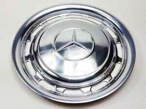 """Mercedes Hubcap 14"""" New OE W107 W108 W109 W111 W113 W114 W115 W116 W123"""