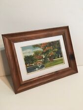Complete Matting and Framing for your Postcard Lightweight