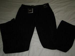 Hugo Boss Men's black cotton / denim Jeans Size: 34w x 34L