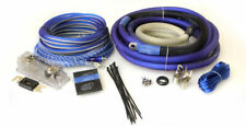 Xs Power Akxs0-1 1/0 Gauge Power Complete Amplifier Installation Car Kit