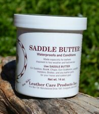 Ray Holes Saddle Butter - Conditioner Waterproofer - 1 pint