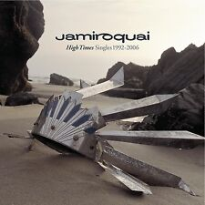JAMIROQUAI HIGH TIMES THE SINGLES 1992-2006 / VERY BEST OF / GREATEST HITS CD