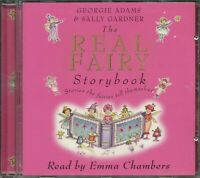 THE REAL FAIRY STORYBOOK read by EMMA CHAMBERS - CD AUDIO BOOK