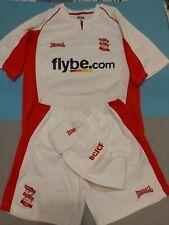 Birmingham City Lonsdale Away Kit 2005 / 06 Shirt Shorts Socks Size XLB KRO